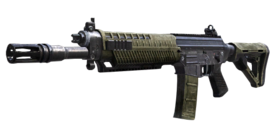 SWAT-556 Menu Icon BOII