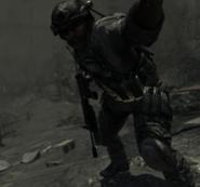 Sandman helps Frost MW3