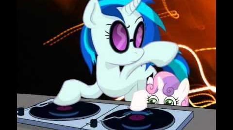 Scary Monsters and Cutie Mark Crusaders (Skrillexabuse mix)