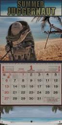 Juggernaut calendar girl MW3