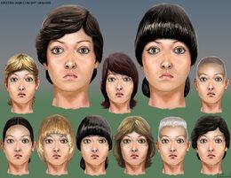 Kristina Hair concept Arts BO