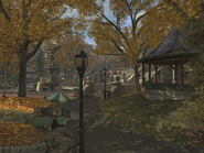 Park Lamp Liberation MW3