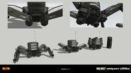 Seeker Grenade concept 3 IW