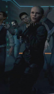 Андерсон танцует