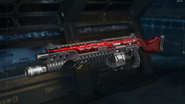 205 Brecci Gunsmith Model Red Hex Camouflage BO3