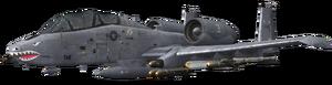 A-10 Thunderbolt II model CoDG