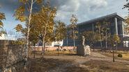 Airport Park Verdansk Warzone MW