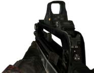 FAMAS Holographic MW2