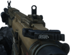 MR-28 Iron Sights View Ghosts