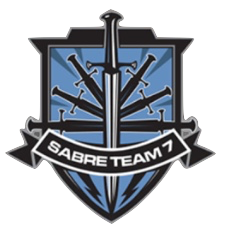 Sabre Team 7 Emblem IW