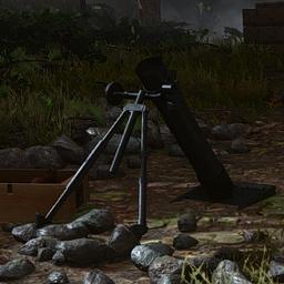 Kz Granatwerfer 42 WWII