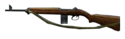 M1A1 Carbine menu icon CoD2
