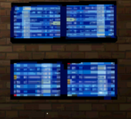 Televisions airport MW3 DS