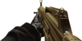 USAS 12 Gold Camouflage MW3