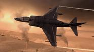 AV-8B Harrier II Shock and Awe COD4