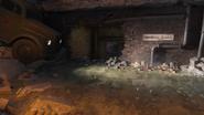 Gorod Krovi bunkier operacyjny przed 2