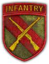 Infantry icon WWII