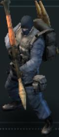 RPG Trooper CoDH