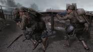 Rangers tranchée