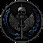 Task Force 141 insignia 3D by FelixSoapMacTavish