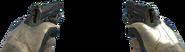 USP.45 Akimbo MW3