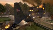 Упавший C-130