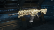 ICR-1 Gunsmith Model Diamond Camouflage BO3