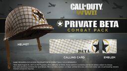 Private Beta Content WWII