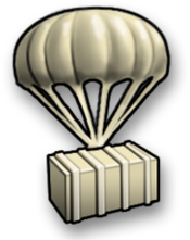 Specialty airdrop assault small