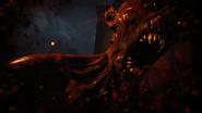 Szkarłatny Nosferatu ugryzienie