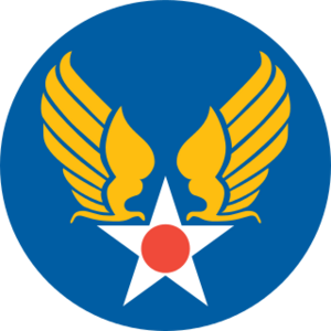 United States Army Air Force logo