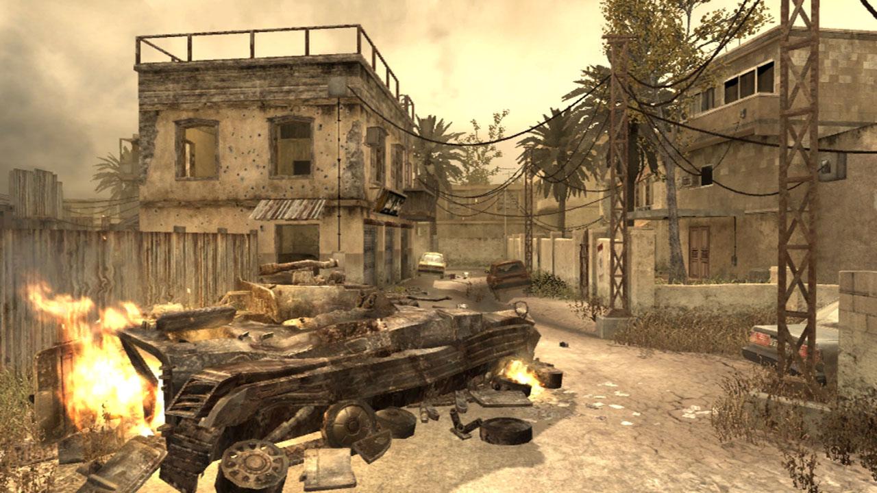 Backlot | Call of Duty Wiki | Fandom