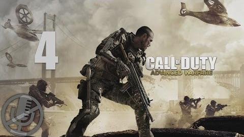 Call of Duty Advanced Warfare Прохождение На Русском Часть 4 — Трафик