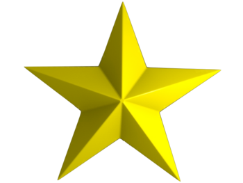 Gold-star-icon-for-favorate-heroes