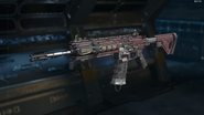 ICR-1 Gunsmith Model Fear Camouflage BO3