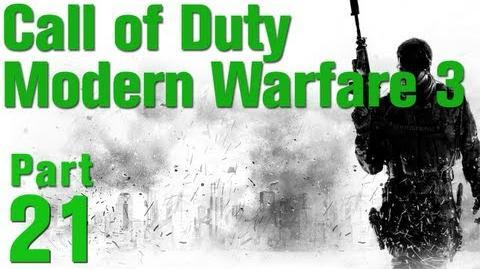 Modern Warfare 3 Walkthrough - Blood Brothers (2 of 2)
