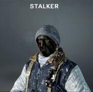 Stalker Face Paint BO
