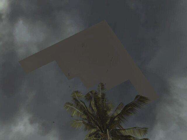File:Stealth Bomber delivering payload MW3.jpg