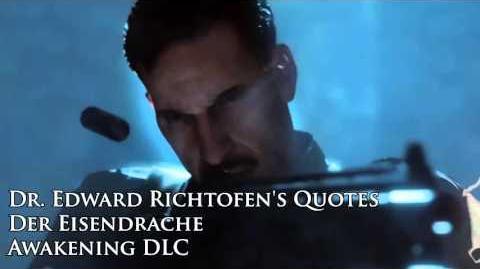 "Der Eisendrache- Edward Richtofen's quotes sound files (Black Ops III ""Awakening"" DLC)"