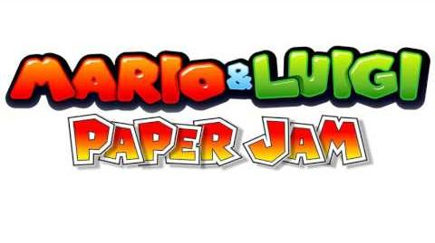 Final Boss - Phase 2 - Mario & Luigi Paper Jam Music Extended