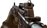 M16A4 Blue Tiger MW2