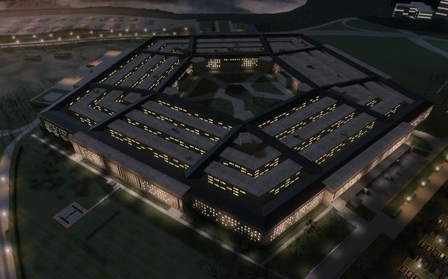 Pentagon U.S.D.D. BO