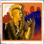 Poindexter PunkRocker ShaolinShuffle Zombies IW