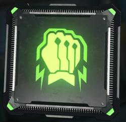 Rapid Strike cyber core icon BO3