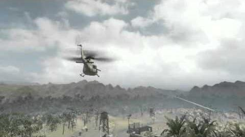 Black Ops - Chopper Gunner