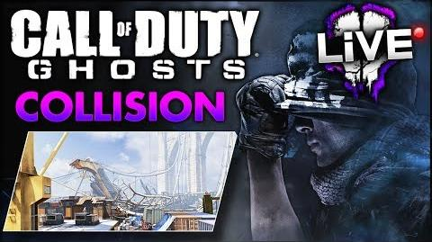 CoD Ghosts COLLISION Gameplay! - DEVASTATION Map Pack DLC (Call of Duty Ghost Multiplayer Gameplay)-0