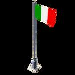 Flag 09 Italy menu icon CoDH