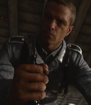 German Rifleman WWII