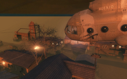 Mi-8 about to get hit by a Strela Rebirth BO