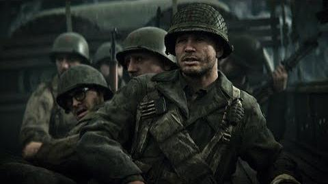 Official Call of Duty® WWII - Story Trailer
